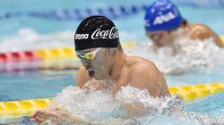 北島康介、男子100m平泳ぎでリオ五輪逃す