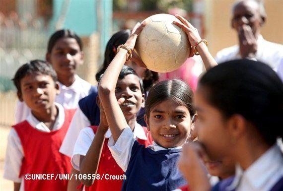 4月6日は「開発と平和のためのスポーツ国際デー」今なぜスポーツなのか、スポーツが世界の子どもを救うとき