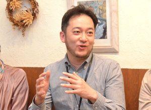 小嶋泰輔さん