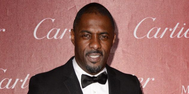 Idris Elba arrives at the Palm Springs International Film Festival Awards Gala at the Palm Springs Convention...