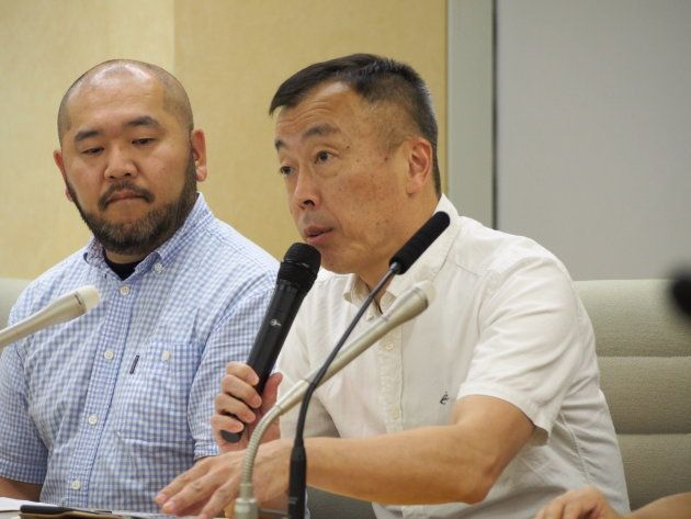 鈴木賢明治大教授「LGBTは都会だけにいるのではありません。先進的な自治体だけがパートナーシップ制度を作れるのでもありません、このことを強く訴えたい」