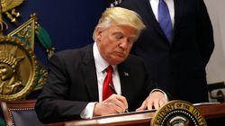 トランプ氏の大統領令が内包する数々の矛盾