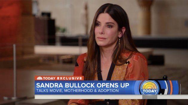 「俳優より、母親になりたかった」サンドラ・ブロックが、40代で養子縁組して気づいたこと