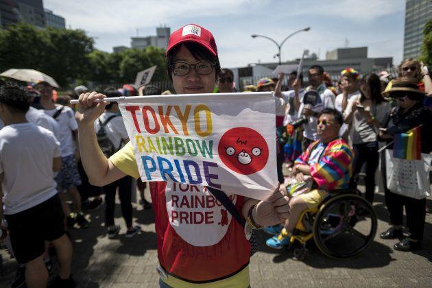 東京レインボープライド(2018年5月6日)