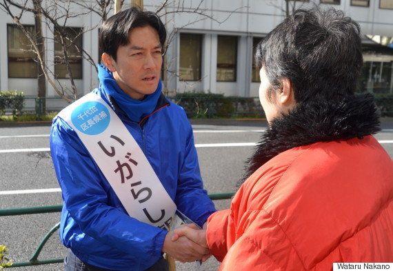 【千代田区長選】小池百合子都知事 vs