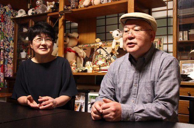 左から、新田さんと三上さん