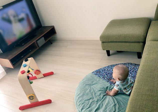 妊娠後期〜育児にFire TV