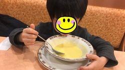 料理大好きな小倉優子が、息子とサイゼへ いつも頼むメニューは?