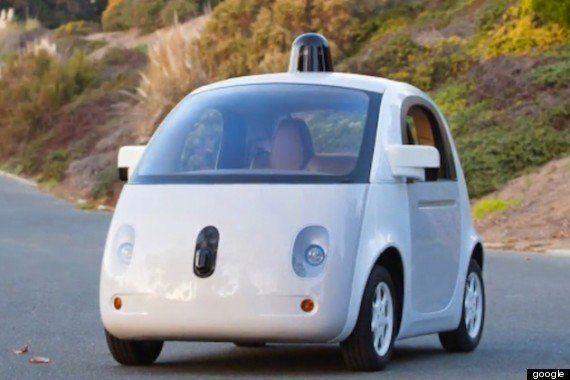 Google、自動運転車の新たなプロトタイプを公開【動画】