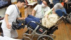 知的障害者の高齢・重度化に備える姿勢ケア 国立のぞみの園(群馬)