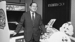 中村雅哉さんが死去、91歳 ナムコ創業者「パックマンの父」