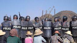 地域の住民を抑圧したビルマの経済発展 銅山開発をめぐる人権侵害