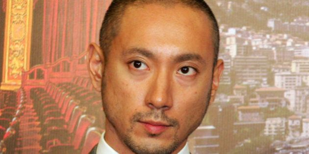 TOKYO - AUGUST 31: Kabuki Actor Ebizo Ichikawa attends the 'Kabuki In Monaco' press conference at Tokyo...