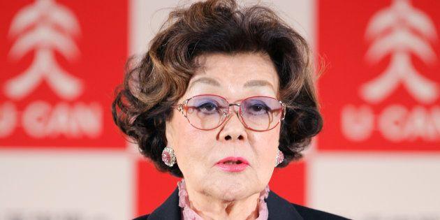 野村沙知代さん死去、85歳 野村...