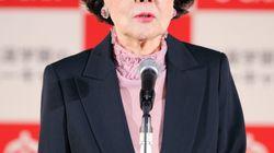 野村沙知代さん死去、85歳 野村克也氏の妻で「サッチー」の愛称