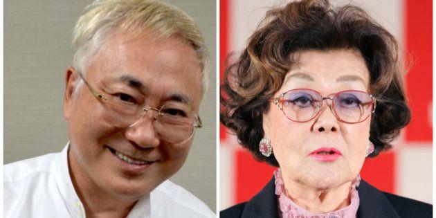 高須院長、野村沙知代さん死去で...