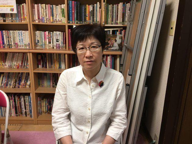 小川葉子さん