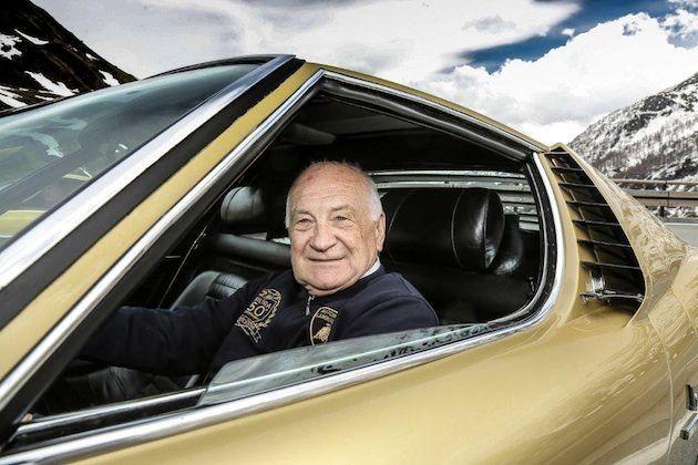 カウンタックの設計者が死去 ランボルギーニで多くの名車を手がけたパオロ・スタンツァーニさん