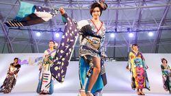 義足女子のファッションショー「ヴィーナスの足にびっくり、そしてうっとり」