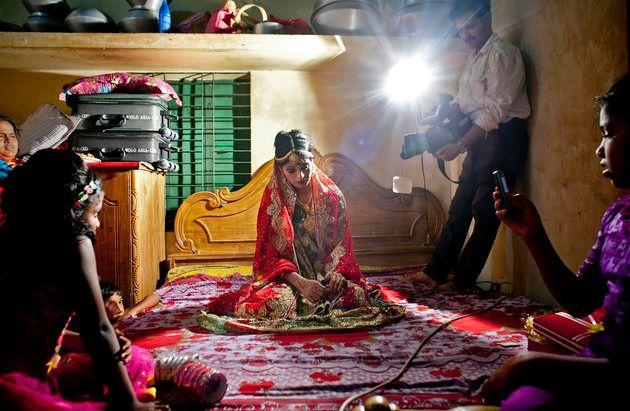 15歳未満で結婚する女性が3割 児童婚が蔓延するバングラデシュ(画像)