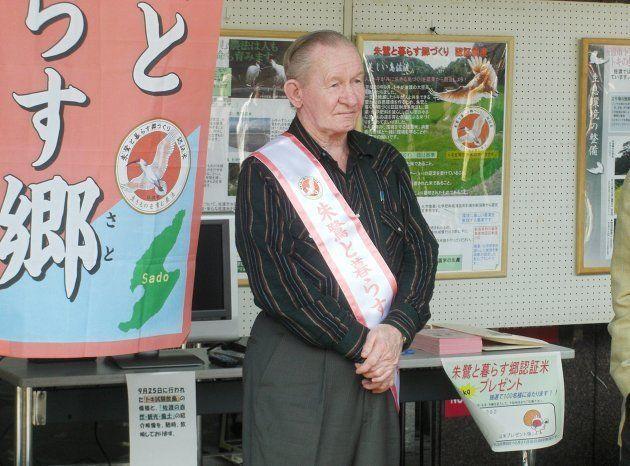 ジェンキンスさん死去、北朝鮮の拉致被害者・曽我ひとみさんの夫