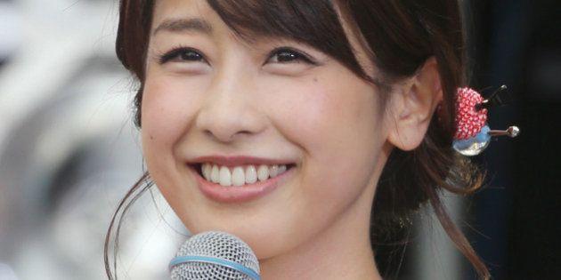 加藤綾子アナ「めざましテレビ」卒業