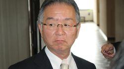 福井・あわら市長、市長室で女性にキス「好かれていると思った」