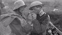 「クリスマス休戦」第一次世界大戦中に敵同士がクリスマスをともに祝う(動画)