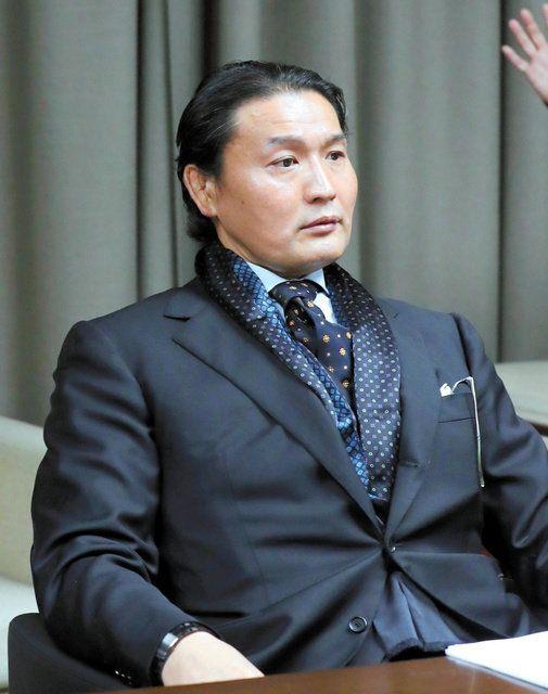 11月30日の理事会に出席した貴乃花親方=東京・国技館