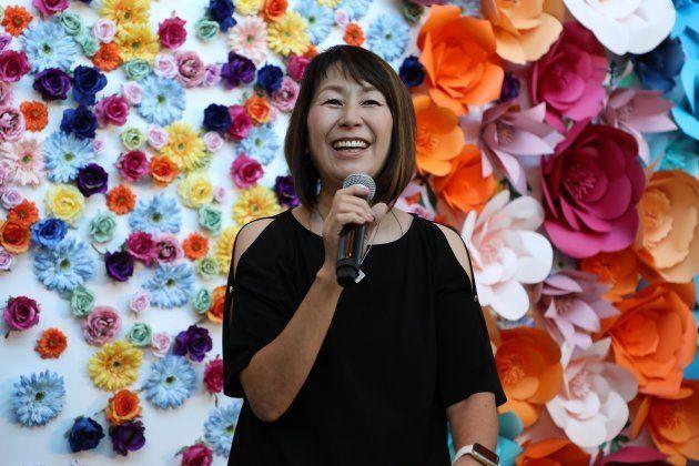 INSPIRE JAPAN WPD乾癬啓発普及協会 理事の大蔵由美さんは、16才で乾癬を発症した