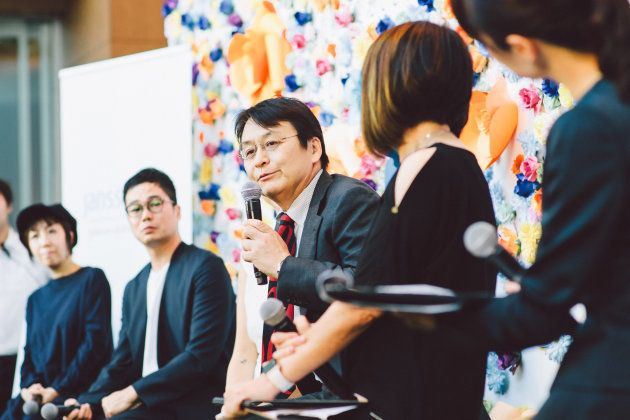 親子二代で乾癬の治療に向き合ってきた佐野栄紀先生。