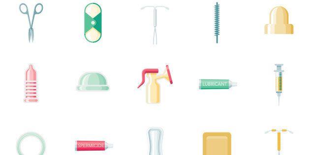 世界にはたくさんの避妊方法がある