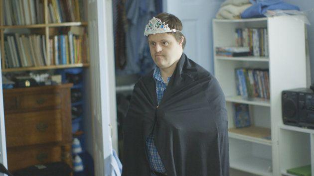 『アナと雪の女王』のエルサに恋しているジェイソン