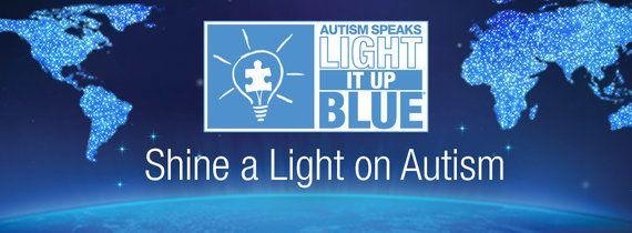 4月2日は世界自閉症啓発デーです。~青い光が増えると共に、自閉症の人がより生きやすくなりますように~
