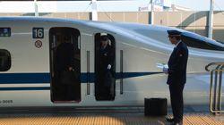 新幹線「こだま」200人乗せずに出発進行⇒20メートル戻って仕切り直し 名古屋駅で