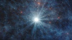 レーザー光が反物質に光を当てる