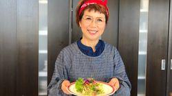「マクロビオティック料理って、日本食のこと」マドンナの元パーソナルシェフ、西邨マユミがプロの料理人に語る