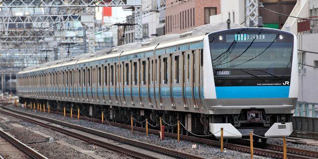 京浜東北線のイメージ写真