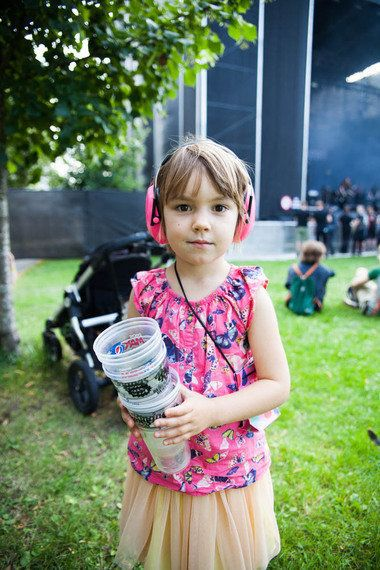子どもがゴミ拾い!世界一エコなノルウェーの音楽祭