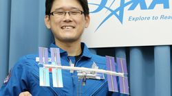宇宙飛行士・金井宣茂さんのあふれ出るアニメ愛 ソユーズで国際宇宙ステーションへ