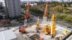 総工費9兆円のリニア新幹線工事で、不正な受注調整の疑い 大手ゼネコン4社の幹部の反応は…?