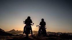「バイクで世界一周」に挑む「異色カップル」の「ユーラシア」「南北アメリカ」3大陸制覇の旅(1)--フォーサイト編集部