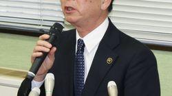 あわら市長、市長室でキスした相手女性の告訴を検討「5000万円を要求された」