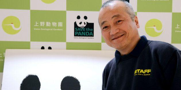 飼育展示係長の山本藤生さん=東京都台東区の上野動物園