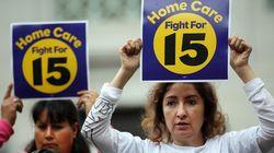 カリフォルニア州、最低賃金を時給1700円に引き上げ