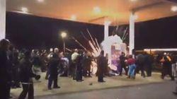 黒人少年が、ファーガソン近くで再び白人警官に射殺される(動画)