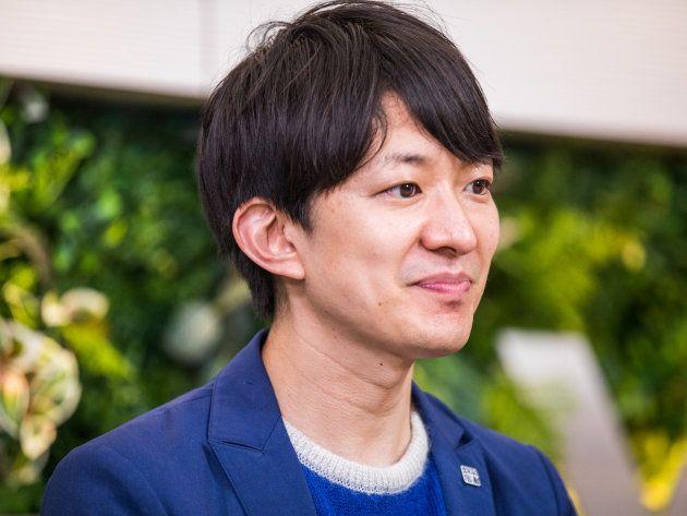 番組出演中の澤田さん