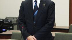 あわら市長が辞職願を提出 市長室で既婚の女性にキス