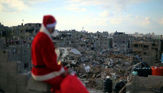 【クリスマス】世界は何を祈り、何を望んでいるのか(画像)