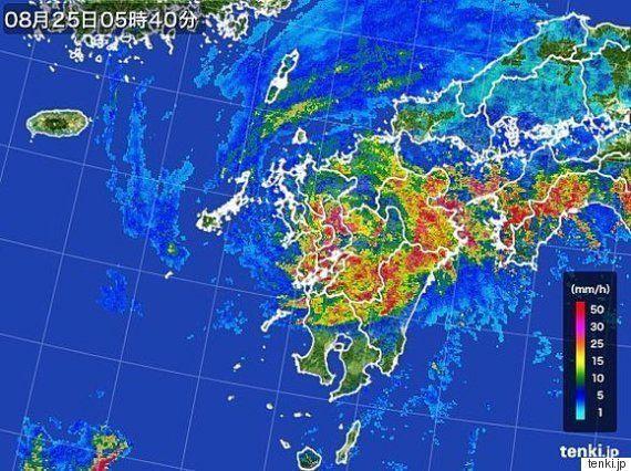 【台風情報】台風15号、九州に上陸 今後の進路は?
